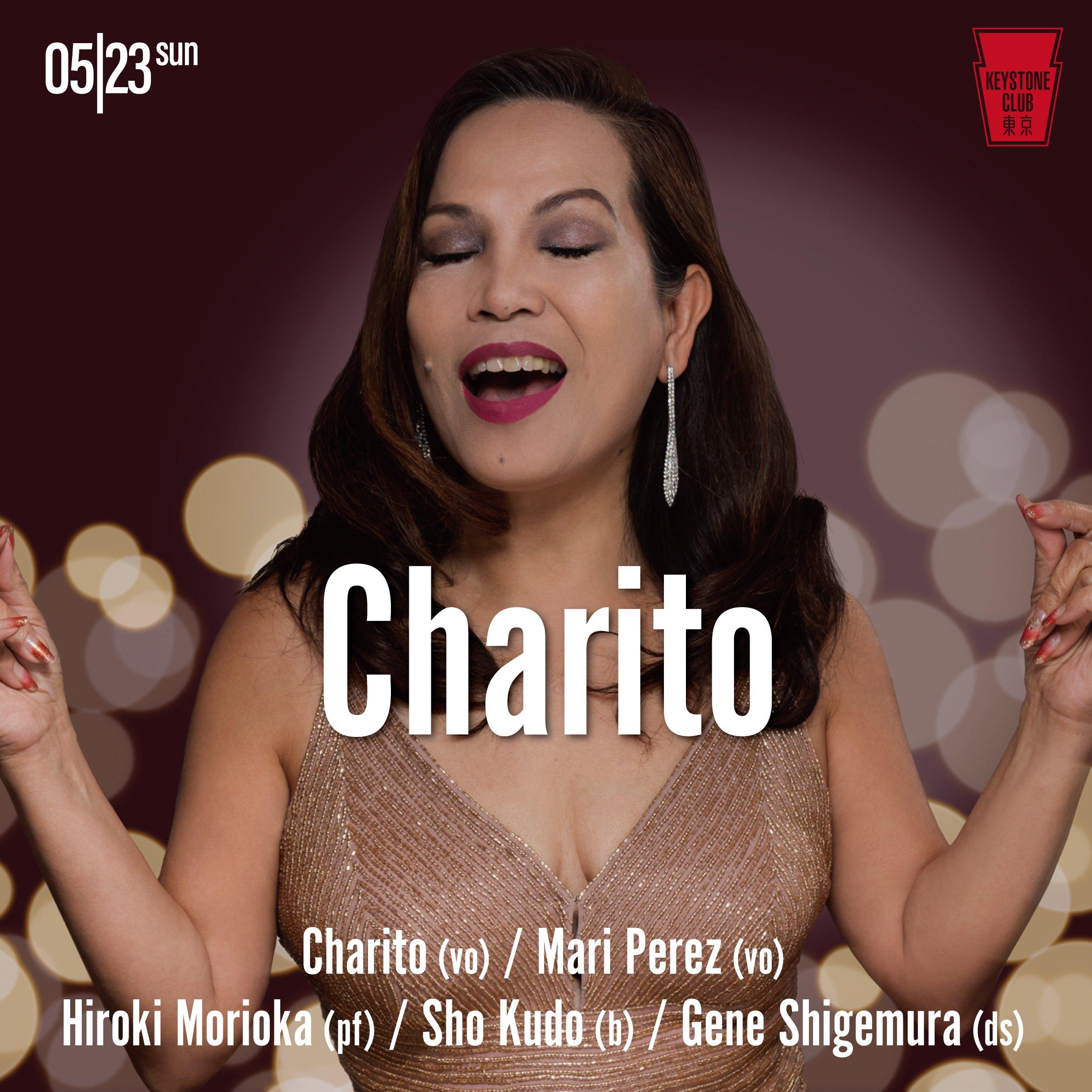 CHARITO meets Mari