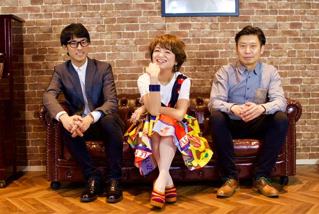 久保田裕加トリオ1st EP「Start of something good」Release Live!